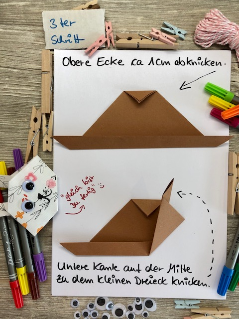 Origami Osterhase